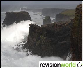 Coastal Erosion | a2-level-level-revision, geography