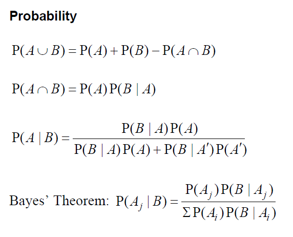 probability and stat This online course, statistics 1 probability and design is the first of a 3-course sequence, that provides an introduction to statistics for those with little or no.