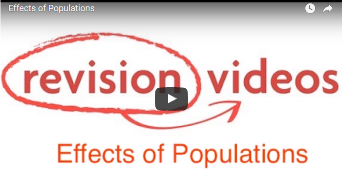 Effects of Populations Video Image