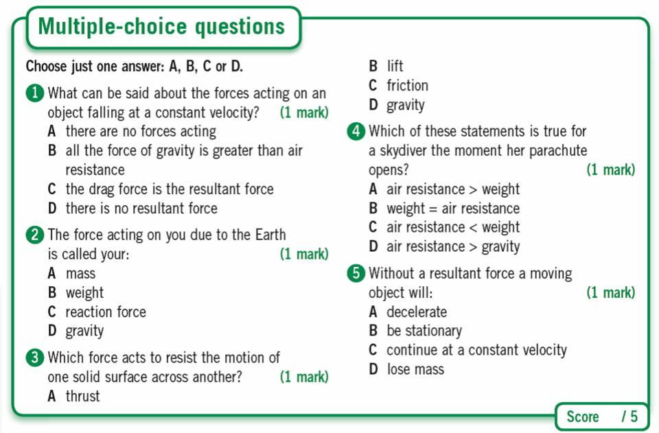 Forces | gcse-revision, physics, forces-motion, revision