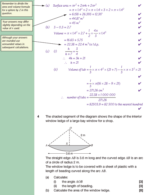 gcse maths question