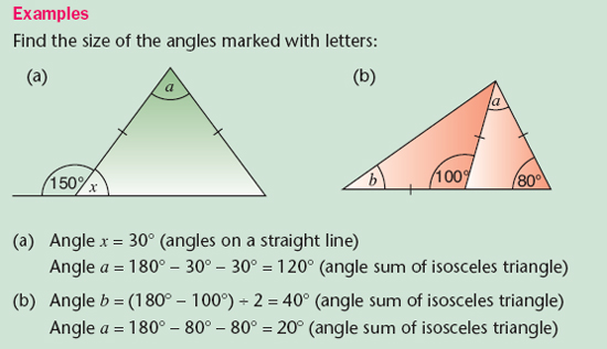Properties Of Triangles Quadrilaterals Revision World