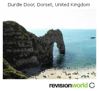erosional landforms on the dorset coastline essay Coastal landforms explanations of coastal landforms created by coastal processes are explained below arch – continual erosion into a headland undermining the foundationsthis is usually seen in hard rock landforms such as chalk.