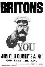 enlist now - world war one