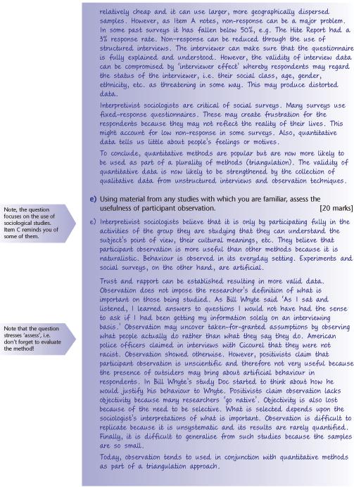 Quiz & Worksheet Goals