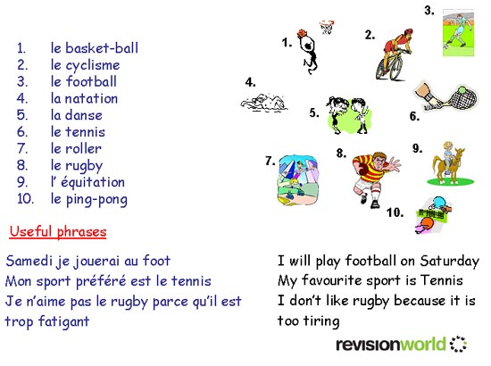 my hobby essay in french - french hobbies